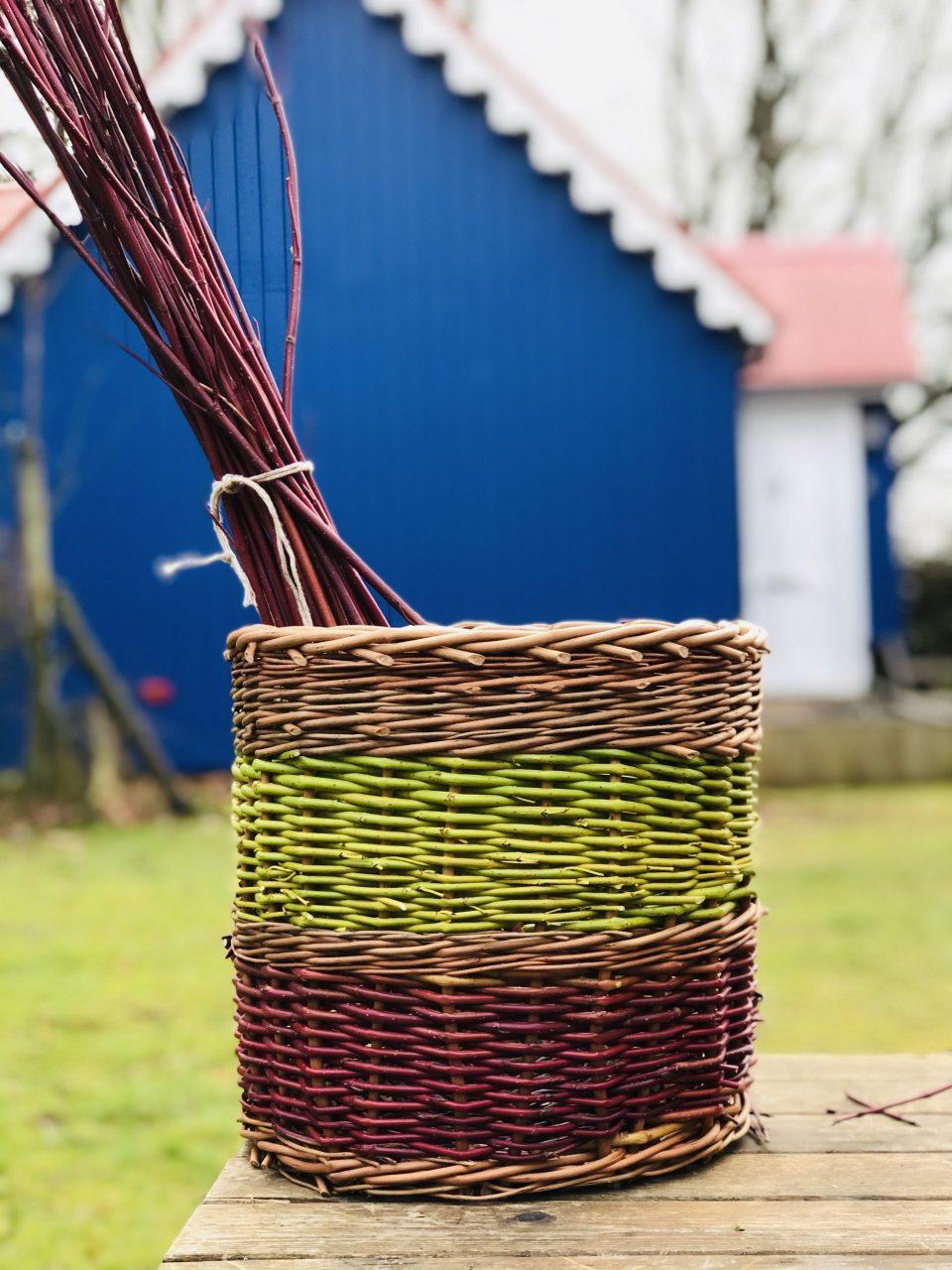 Baskets by Christiane Morley